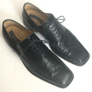Mezlan Black lace up oxford's size 13 M